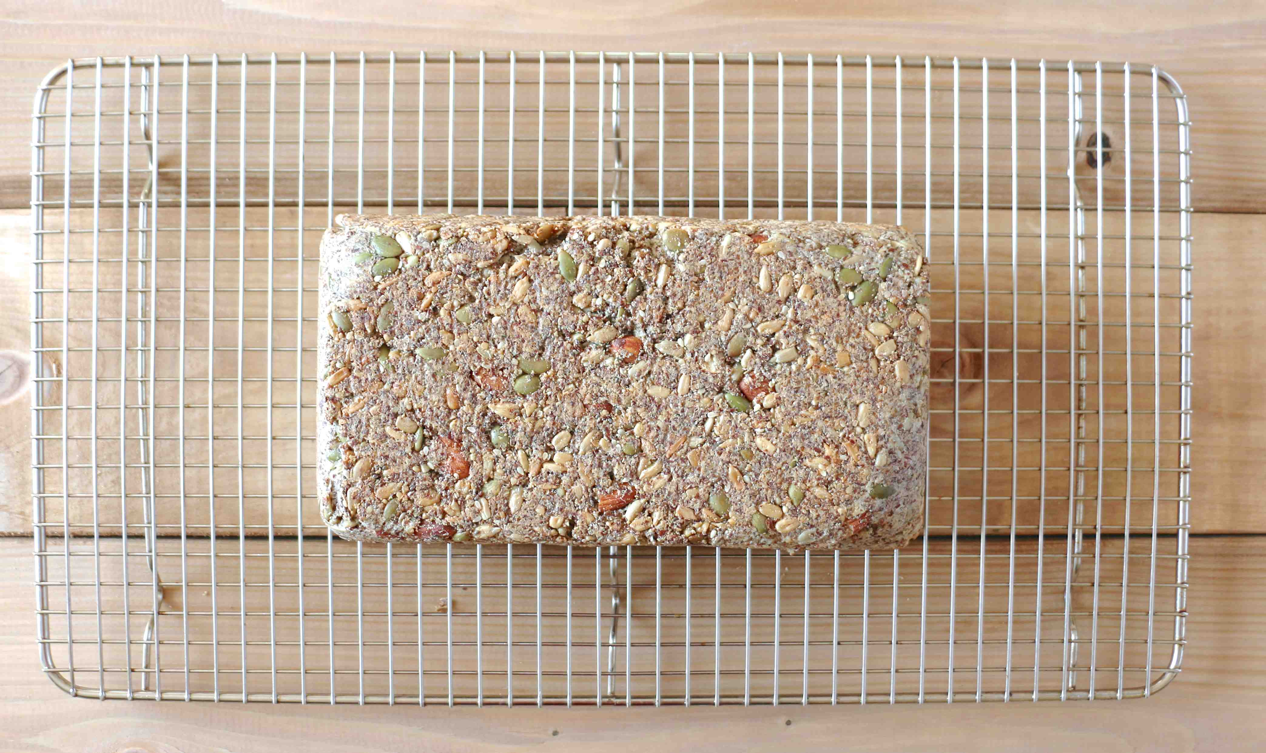 Nut and Seed Loaf