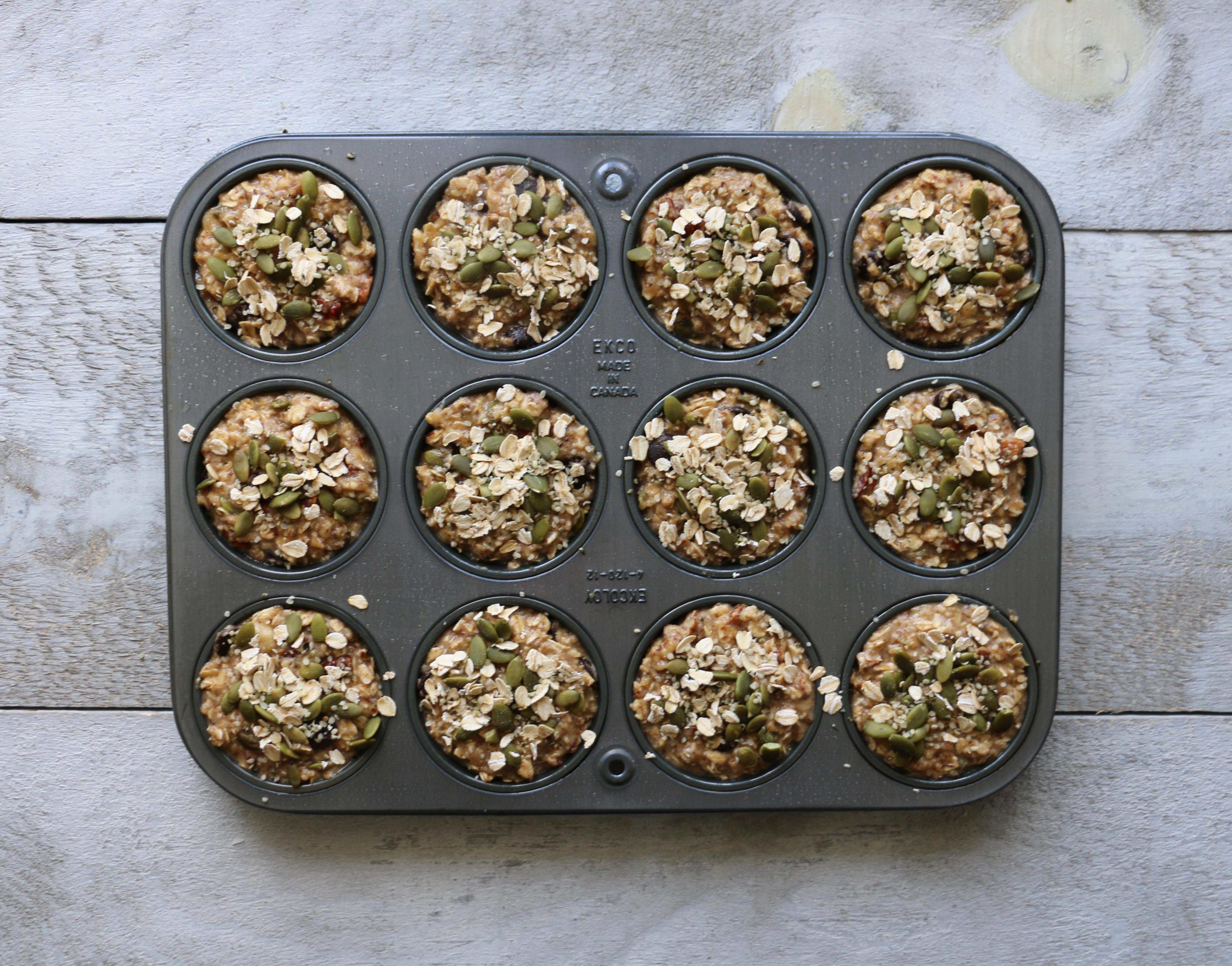 Gluten-Free Breakfast Muffins